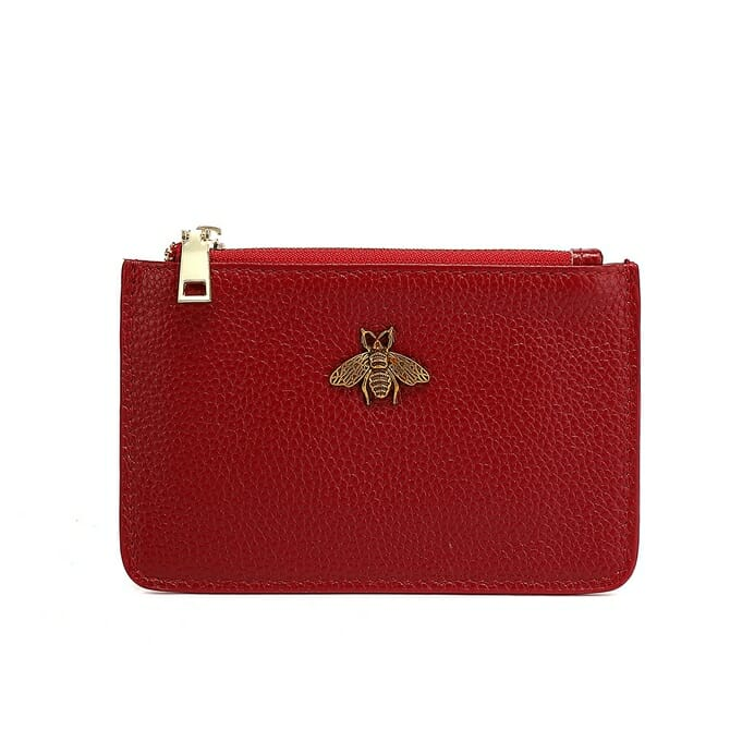 Red Bumblebee Purse